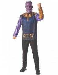 Thanos Infinity War™ t-shirt en masker voor volwassenen