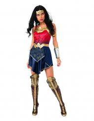 Klassiek Justice League™ Wonder Woman kostuum voor volwassenen