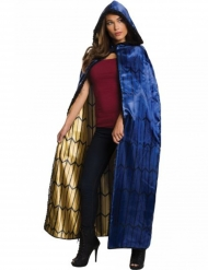 Deluxe Wonder Woman Justice League™ cape voor vrouwen