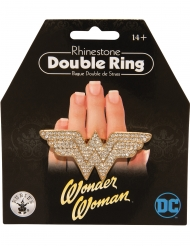 Dubbele Wonder Woman™ ring