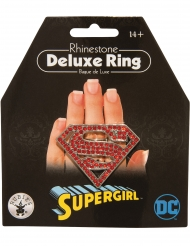 Supergirl™ ring met strass