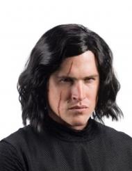 Kylo Ren The Last Jedi™ pruik voor volwassenen