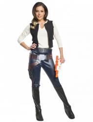 Klassiek Han Solo Star Wars™ kostuum voor vruowen