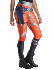 Star Wars™ X-Wing fighter pilot legging voor volwassenen