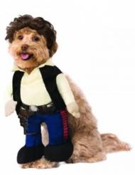 Han Solo Star Wars™ kostuum voor honden