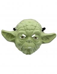 Star Wars™ Yoda masker voor volwassenen