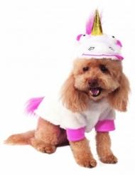 Verschrikkelijke Ikke™ eenhoorn kostuum voor honden