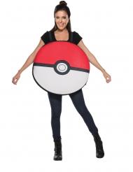 Pokeball™ kostuum voor volwassenen
