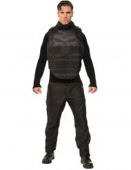 Super deluxe Punisher™ kostuum voor volwassenen