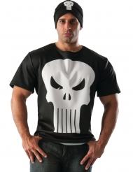 Punisher™ t-shirt met muts voor volwassenen