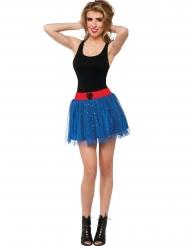 Spider-Girl™ glitter tutu voor vrouwen
