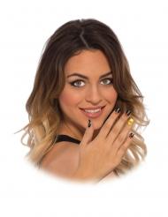 Neppe Black Widow™ nagel stickers voor vrouwen