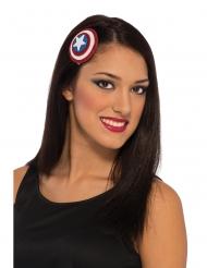Captain America™ haarspeld voor vrouwen