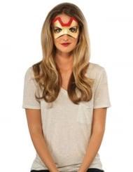 Iron Man™ oogmasker voor vrouwen