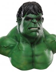 Super deluxe latex Hulk™ masker voor volwassenen