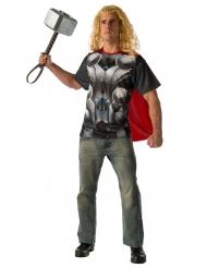 Thor™ t-shirt en cape voor volwassenen