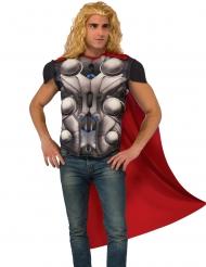 Gespierde Thor™ borst en cape voor volwassenen