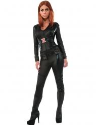 Deluxe Black Widow™ outfit voor volwassenen