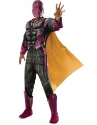 Deluxe Vision Captain America Civil War™ kostuum voor volwassenen