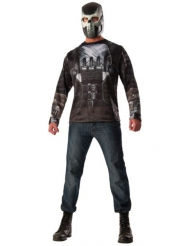 Captain America Civil War™ Crossbones t-shirt en masker voor volwassenen