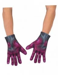 Captain America Civil War™ Vision handschoenen voor volwassenen