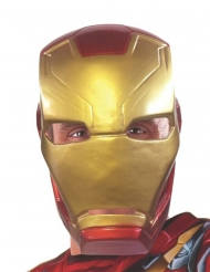 Iron Man Captain America Civil War™ half masker voor volwassenen