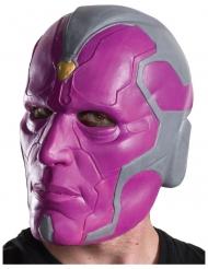 Captain America Civil War™ Vision 3/4 masker voor volwassenen