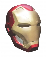 Luxe Iron Man Captain America Civil War™ masker voor volwassenen