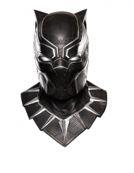 Deluxe latex Black Panther Captain America Civil War™ masker voor volwassenen