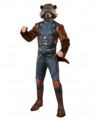 Deluxe Guardians of the Galaxy Rocket Raccoon™ kostuum voor volwassenen