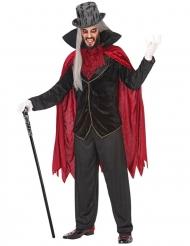 Vampier graaf outfit voor mannen