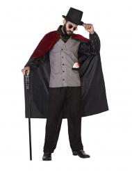 18e eeuws vampier kostuum voor mannen