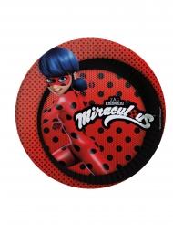 6 kartonnen Ladybug™ borden