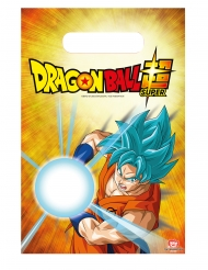 6 Dragon Ball Super™ feestzakjes