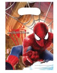 6 The Amazing Spider-Man™ feestzakjes