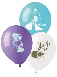 10 latex Frozen™ ballonnen
