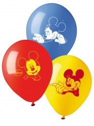 10 latex Mickey™ ballonnen