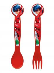 Plastic Ladybug™ bestek