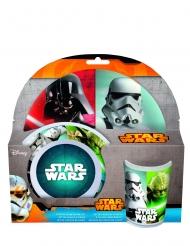 Plastic melamine Star Wars™ lunch set