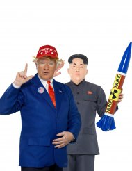 President en dictator koppelkostuum voor volwassenen