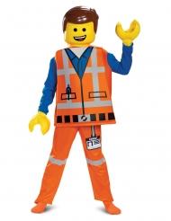 Deluxe Emmet Lego Movie 2™ kostuum voor kinderen