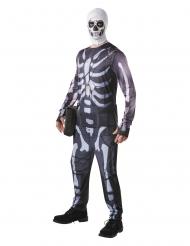 Fortnite™ Skull Trooper kostuum voor volwassenen