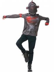 Fortnite™ Black Knight t-shirt en muts voor tieners