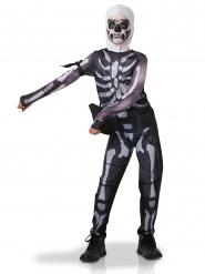 Fortnite™ Skull Trooper kostuum voor tieners