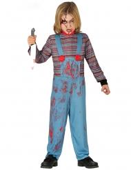 Duivelse horror pop kostuum voor kinderen
