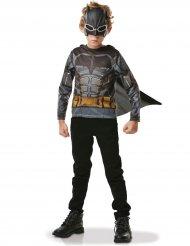 Batman™ t-shirt en cape met masker voor kinderen