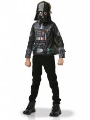Darth Vader™ t-shirt met cape voor kinderen
