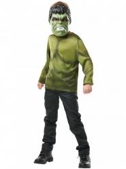 Hulk™ t-shirt met masker voor kinderen