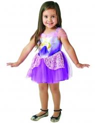 Prinses Raponsje™ ballerina kostuum voor meisjes