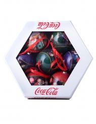 7 Coca Cola™ kerstballen